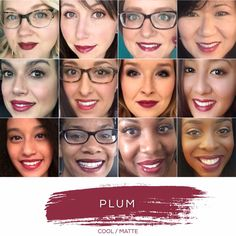 LipSense® by SeneGence® – Kate's Lip Color Kitchen Lipsense Swatch, Plum Lipsense, Lipsense Colours, Long Lasting Lip Color, Long Lasting Lipstick, Lipsence Lip Colors, Different Skin Tones, Color Collage, How To Feel Beautiful