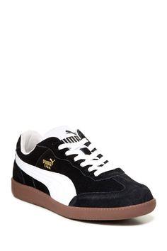 Liga Suede Sneaker by PUMA on @nordstrom_rack