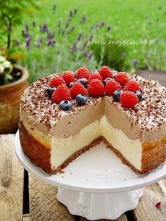 Cheesecake Recipes, Tiramisu, Food And Drink, Cooking Recipes, Sweets, Cookies, Chocolate, Ethnic Recipes, Cheese Cakes