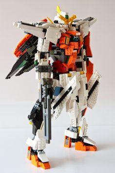 LEGO Build: Gundam Kyrios - Gundam Kits Collection News and Reviews