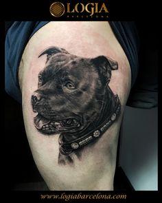 Φ Artist PEDRO MONTEIRO Φ Info & Citas: (+34) 93 2506168 - Email: Info@logiabarcelona.com www.logiabarcelona.com #logiabarcelona #logiatattoo #tatuajes #tattoo #tattooink #tattoolife #tattoospain #tattooworld #tattoobarcelona #tattoosenbarcelona #ink #arttattoo #artisttattoo #inked #instattoo #inktattoo #tatuagem #tattoocolor #tattooartwork #tattoodotwork #perro #dog #realismo #realism