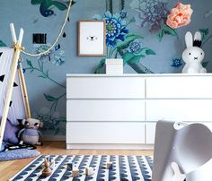 The latest floral prints and botanic-inspired decor | Queensland Homes Magazine