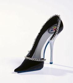 Man Shoes Fashion 2009 Nfl steelers high heels NFL