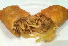 Rollitos de primavera » Divina CocinaRecetas fáciles, cocina andaluza y del mundo. » Divina Cocina