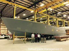 Siebert Yacht Management 66'Sabre Dirigo Hull #1