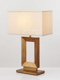 The modern new Chinese style table lamp【最灯饰】现代新中式设计师台灯
