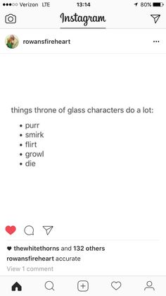 And roar.... if you know what i mean heheh>>> true but acotar characters do it too, don't lie