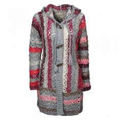 Khujo Ruba Strickjacke Berry
