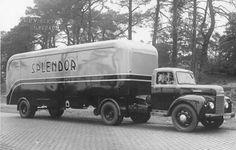 1950 Splendor Renova trailer