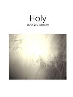 Holy: Abstract Art eBook, John WR Emmett
