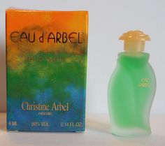 Miniature perfume of ARBEL's Christine ARBEL by LydieCollection