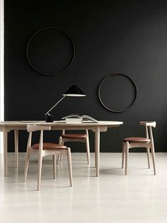 DomésticoShop - CH20 Chair Leather - Chairs - New Retro Design -Tú tienda online de muebles y complementos de diseño