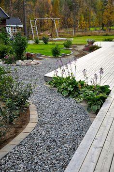 Hagen, Backyard Patio, Outdoor Spaces, Sidewalk, Cottage, Exterior, Landscape, Plants, Gardens