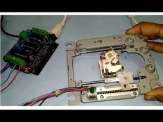 How to Make Mini CNC 2D Plotter Using Scrap DVD Drive, L293d Motor Shield & Arduino: 8 Steps (with Pictures)