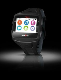 The Ironman One GPS+ can connectsto apps on its own, rather than syncing with a smartphone.