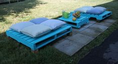 15 cheap and stunning DIY outdoor furniture ideas