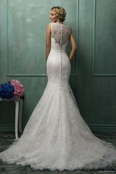 Wedding dress ideas and the best wedding dress trends. Find the wedding dress inspiration you need for your wedding, or find your dream wedding dress here. Amelia Sposa Wedding Dress, Wedding Dresses 2014, Wedding Gowns, Dresses 2013, Mod Wedding, Floral Wedding, Trendy Wedding, Wedding 2017, Elegant Wedding