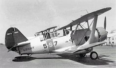 Picture of the Curtiss SBC Helldiver