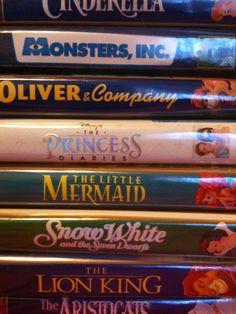 have a disney movie marathon