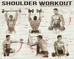 Use This Workout To Sculpt Aesthetic Shoulders That Have Great Function
