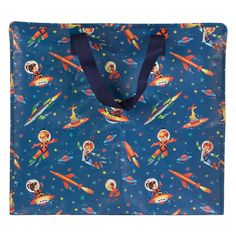 Buy the Retro Space Storage Bag @ Flamingo Gifts. Shop the full Sass & Belle home wear range with free delivery over Suitcase Storage, Bag Storage, Flamingo Gifts, Sass & Belle, Decorative Storage, Organizing Your Home, Keepsake Boxes, Storage Spaces, Retro Vintage