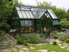 british greenhouses | Found on british-style.info