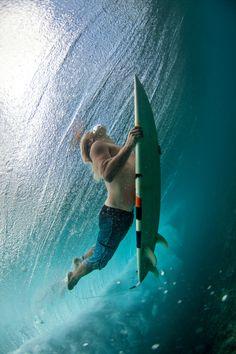 "highenoughtoseethesea:  ""Surfing in Mauritius  By Alexey Aryutov  """