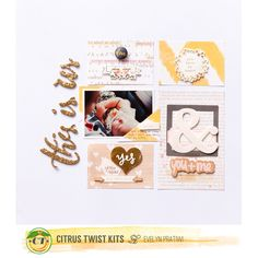 @geekgalz #citrustwistkits #scrapbook