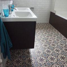bathrooms by marrakesh cement tile