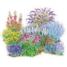 Bár jó néhány virágágyás tervezésen túl vagyok - aminek köszönhetően bármikor lenne ötletem jól párosítható növényekre - mégis szeretem ker...