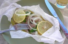 Pesce al Cartoccio in Pentola a Pressione | cucinare hip! - ricette per pentola a pressione