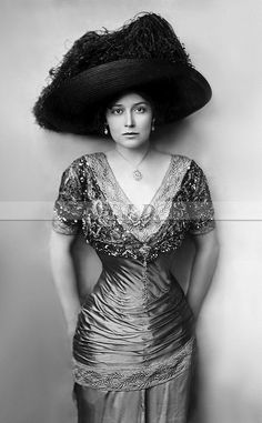Grace La Rue was an American actress, singer, and Vaudeville headliner. She performed in a number of productions on Broadway, including the Ziegfeld Follies of 1907 and 1908