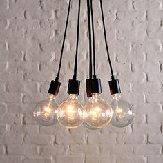 BAYCHEER Vintage Simple Designer Edison Bulb Loft Black Multi Light Pendant Lighting Lampe Chandelier 7 Bulbs *** See this great product. Edison Chandelier, Edison Lighting, Home Lighting, Pendant Lighting, Simple Chandelier, Industrial Chandelier, Edison Bulbs, Ceiling Pendant, Industrial Lighting