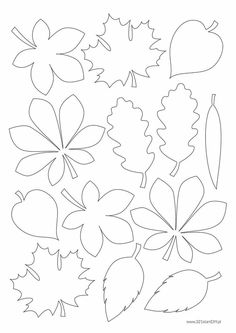 Com Best 12 Przedszkole SkillOfKing.Com The … Best 12 Przedszkole SkillOfKing.Com Best 12 Przedszkole SkillOfKing. Autumn Crafts, Fall Crafts For Kids, Autumn Art, Autumn Leaves, Art For Kids, Kids Crafts, Diy And Crafts, Fall Paper Crafts, Leaf Template