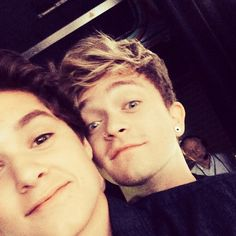 Connor and Brad