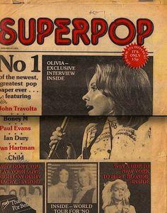 Superpop, issue 1, 27/01/79