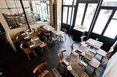 Septime Paris - restaurant. No menu. Order your wine and enjoy an amazing meal. (excellent reviews almost everywhere) - 80 Rue de Charonne 75011 Paris, France +33 1 43 67 38 29