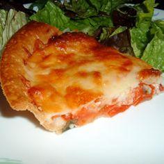 Tomato Pie I Allrecipes.com