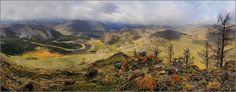 Чуйские изгибы, Алтай