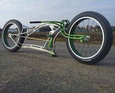 Instagram photo taken by Bicycle Kustom Club - INK361