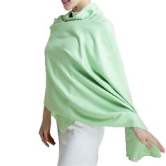 Pashmina Cashmere Silk Shawl Solid 200*60cm Echarpe Luxury Designer Scarf Winter 2015 Womens Fall Fashion Thick Scarf Brand Free