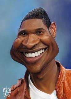 ALTAMORE UNABASHED: Usher