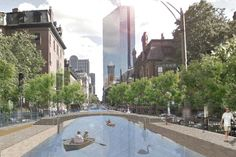 Report offers ideas for a Boston beset by rising seas   Boston Globe