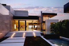 15 Top Modern Houses Architecture Design For Cozy Living Idea Dream Home Design, House Design, Resorts, Modern Architecture House, Modern Houses, Modern Villa Design, Building A New Home, Cozy Living, Architect Design
