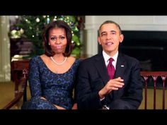Holiday Message from President Barack Obama and First Lady Michelle Obama