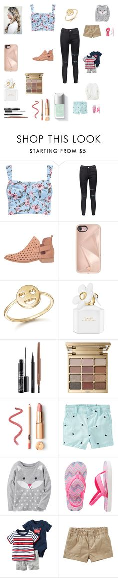 """""""Taking daddy and the kids shopping whilst going to Ethan's checkup"""" by bellzellz ❤ liked on Polyvore featuring Coolway, Rebecca Minkoff, Bing Bang, Marc Jacobs, MAC Cosmetics, Stila and Saucony"""