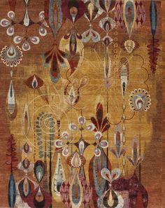 Rex Ray - Vallejo - Samad - Hand Made Carpets - looks like jewels