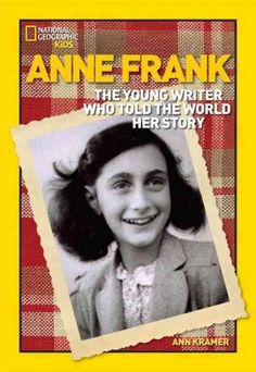 Anne Frank takes young readers back to the dark days of World War II through the story of the famous young diarist. Like teenagers everywhere, Anne wrote about friends, family, movies, her greatest jo