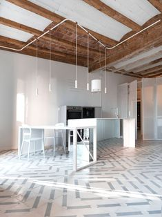 Cometa Architects · The Lightslice