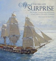 A collaboration between naval historian Brian Lavery and marine painter Geoff Hunt.